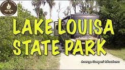 Lake Louisa State Park Florida