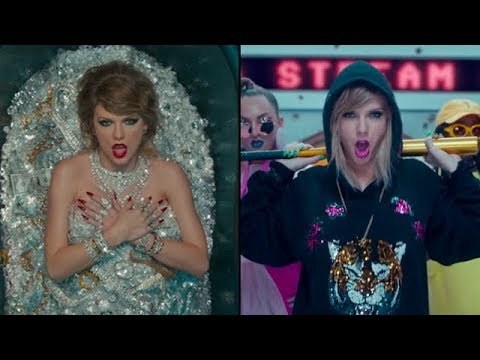25 References In Taylor Swift's 'Look What...