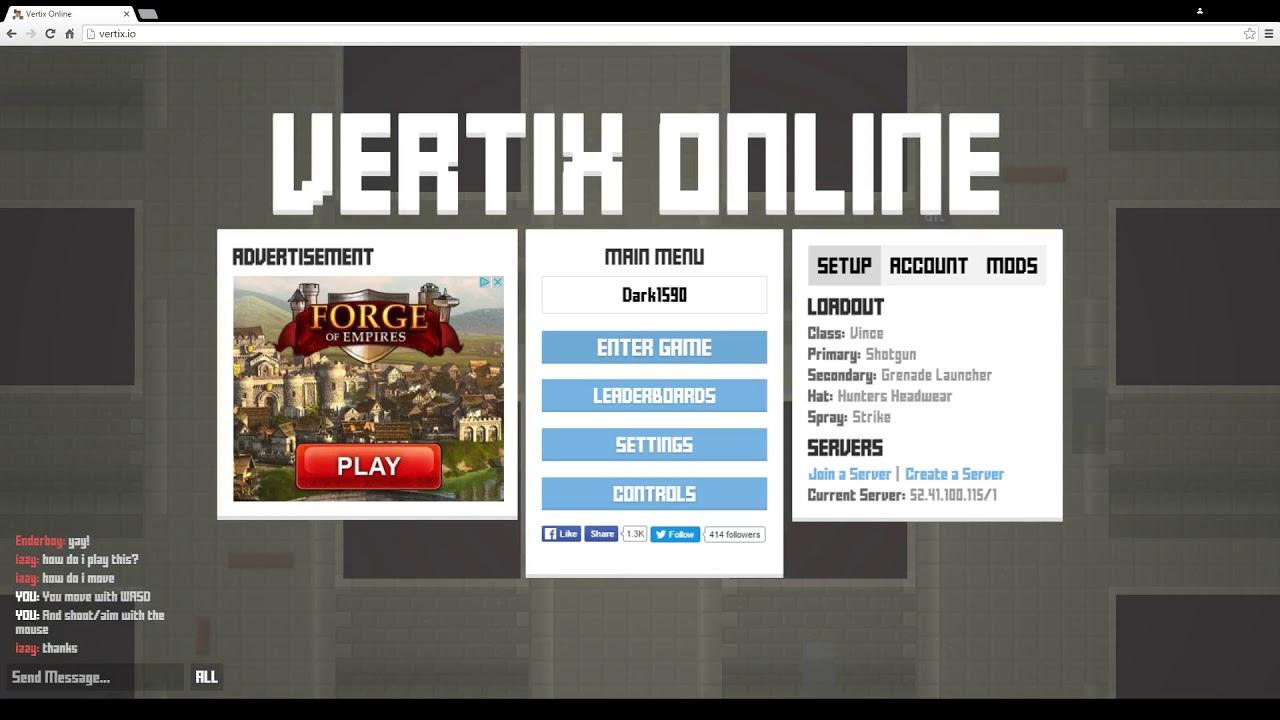 Vertix Online