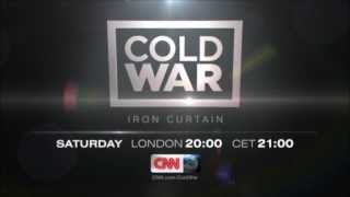 "CNN International ""Cold War: Iron Curtain"" promo"