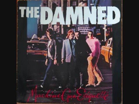 The Damned - Anti-Pope
