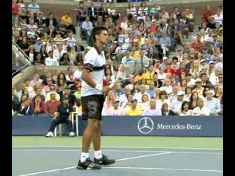 roger federer vs novak djokovic US Open 2010 - Highlights 2