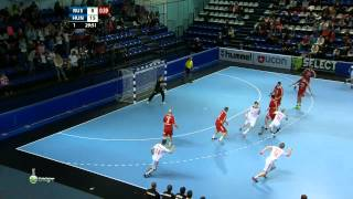 Гандбол Россия Венгрия 30.04.2015 HD  (Handball Russia Hungary 30.04.2015)