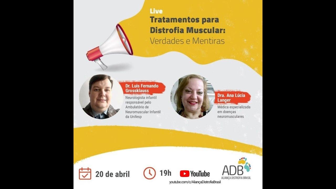 Tratamentos para Distrofia Muscular: Verdades e Mentiras
