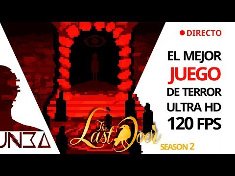 🔴 The Last Door 2 en #DetunedLive - Terror Nocturno Post Halloween