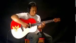 "Indonesia Raya Fingerstyle Guitar ""Omen Ranger"""