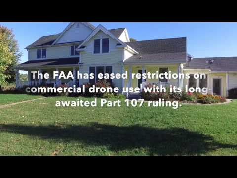 Drone Training for Property Inspection