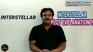 Interstellar (2014) Hollywood Movie Plot Explanation in Tamil by Filmi craft
