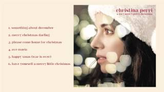 vuclip Christina Perri - A Very Merry Perri Christmas [EP Audio Sampler]