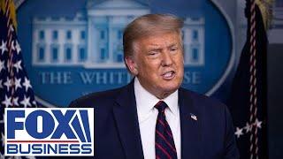Trump, White House seriously considering executive order on stimulus: Gasparino