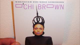O'chi Brown - Whenever you need somebody (1985 Extended version)