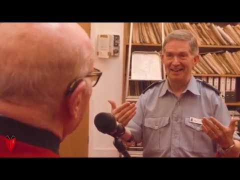 Colin Thackery - Chelsea Pensioner's story