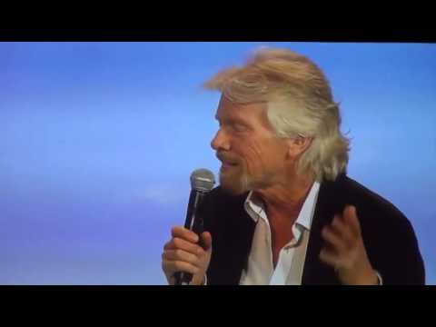 Sir Richard Branson on Virgin Records and the Sex Pistols