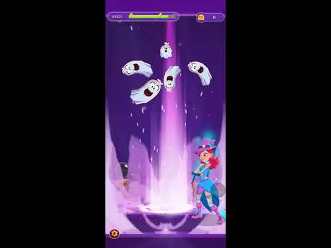 Bubble Witch 3 Saga Level 1413 ~ NO BOOSTERS