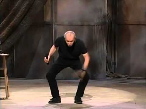 George Carlin: Farting in public - hilarious video
