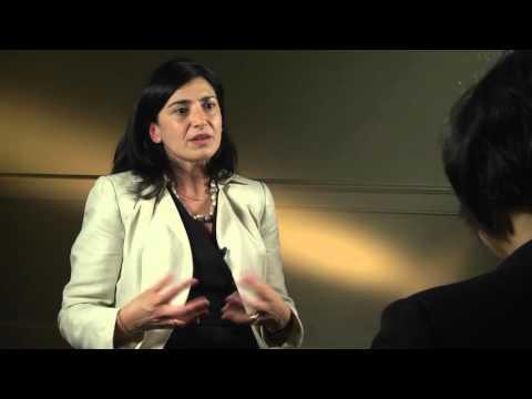 Rajshree Agarwal interviews Rafaella Sadun