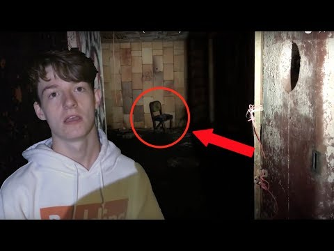 GHOST HUNTING GONE HORRIBLY WRONG (POSSESSED)