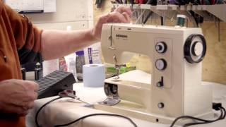 episode 3 through the 2nd stitch with a bernina 830