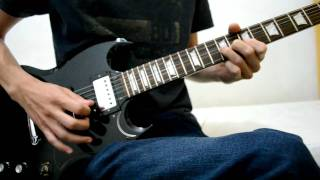 Guitar Cover - Creedence Clearwater Revival - Suzie Q - Solo 1