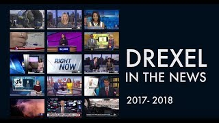 Drexel in the News 2017-2018 (Update)