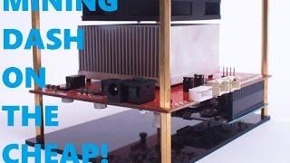 Mining hardware for DASH