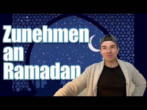 ZUNEHMEN an Ramadan | trotz Fasten Zunehmen