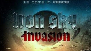 Iron Sky: Invasion Gameplay [ PC HD ]