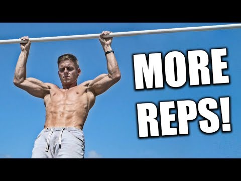 How to do MORE Pull-Ups (In Just 4 Weeks!)