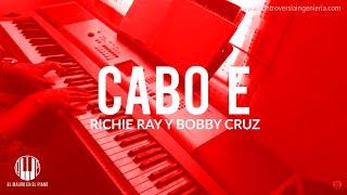Cabo E (Richie Ray & Bobby Cruz) piano cover por Mauricio Medina