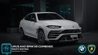 Urus and BMW x6 Car Tuning