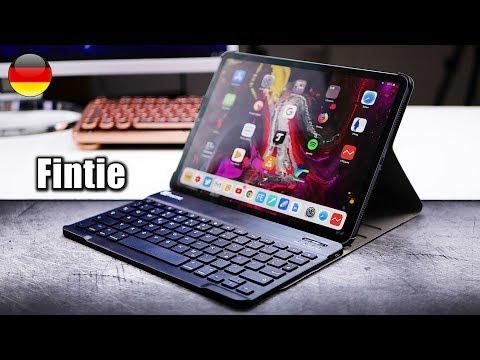"""Fintie Keyboard Hülle (iPad Pro 11"""")   eine günstigere (vielleicht sogar bessere) Alternative!"""