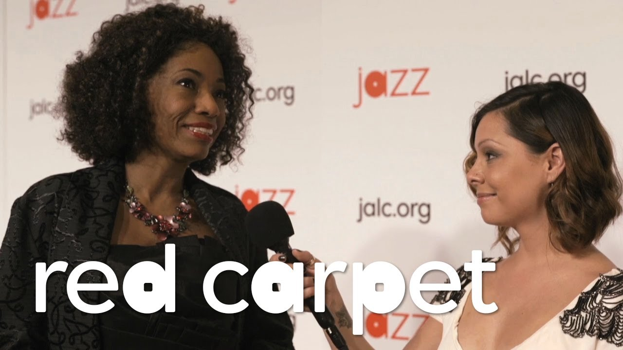 On the Red Carpet with ADRIANE LENOX