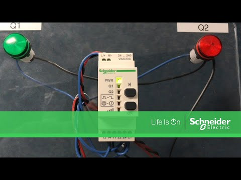 Configuring Harmony XB5R Wireless Push Button for Bistable Mode | Schneider Electric Support