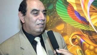 برنامج اخبار الفن التشكيلى مع الاستاذ الصحفى محمد المغربى نائب رئيس تحرير الاهرام