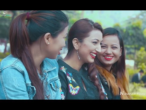 Fan Bhaye - Saroj Adhikari   New Nepali Adhunik...