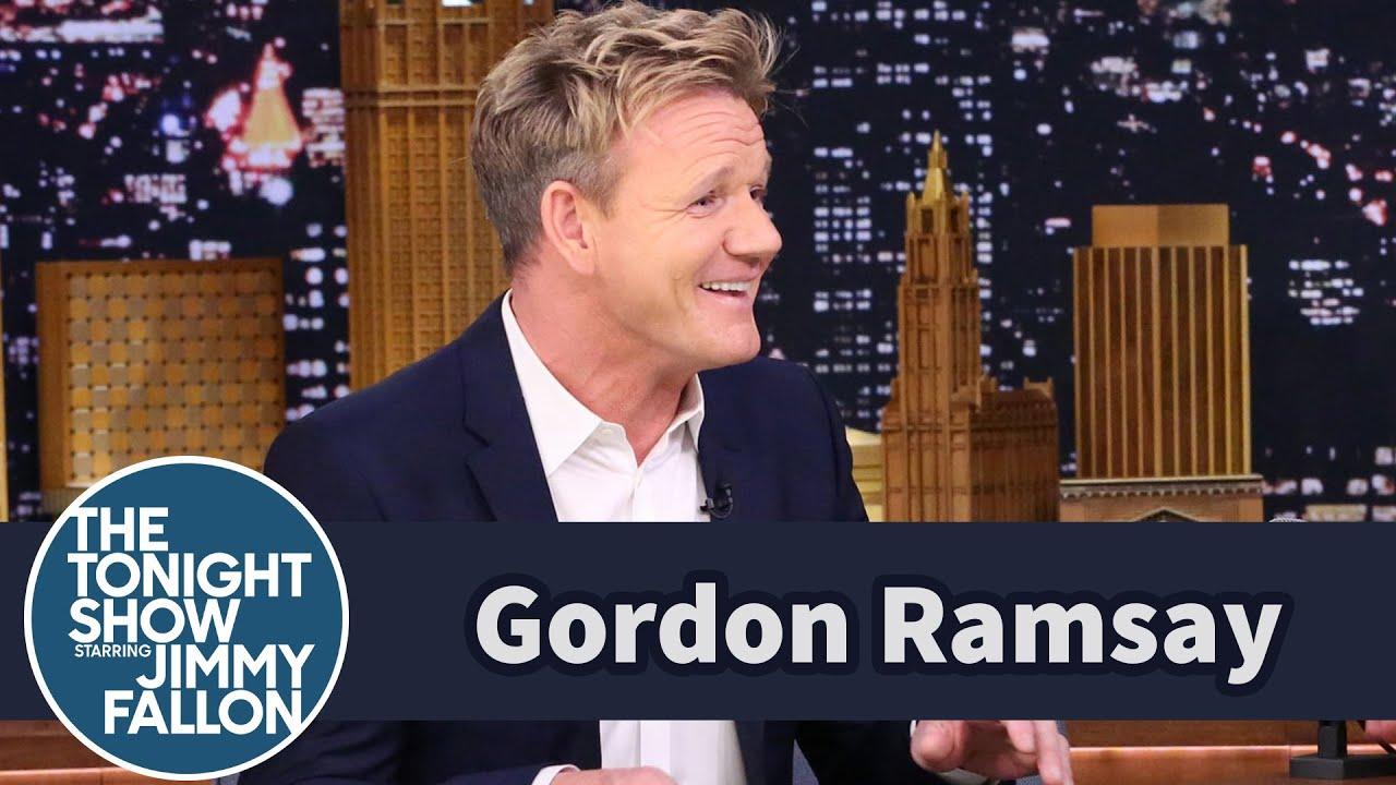 Gordon ramsay makes his kids cook thanksgiving dinner - Gordon ramsay shows ...