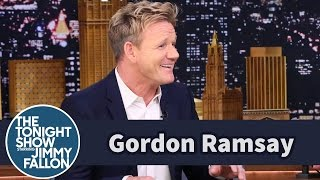 Gordon Ramsay Makes His Kids Cook Thanksgiving Dinner