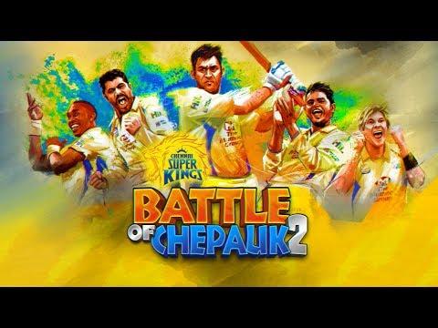 Chennai Super Kings - Battle Of Chepauk 2 - 2019 Update