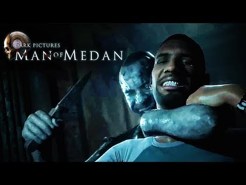 Man of Medan – Official Launch Trailer
