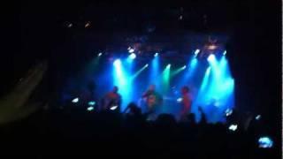 The Game - My Life / Martians VS. Goblins (LIVE Hamburg Dec. 14th 2011)