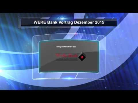 WERE Bank Vortrag Dezember 2015
