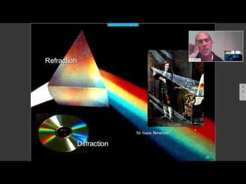 "NJAA Tonight -  ""Tom Field - Real Time Spectroscopy"""
