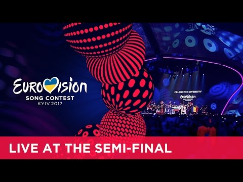 Recap of the 10 qualifiers of the second Semi-Final of the 2017 Eurovision Song Contest