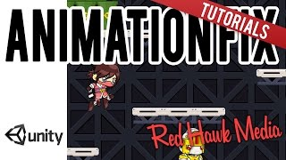 2D Platform Game: Unity -- Tweak Animations -- 5