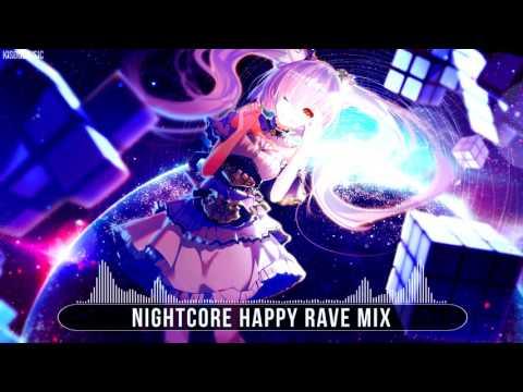 ►Ultimate Nightcore Rave Mix // Happy Hardcore [1 Hour]ヽ( ≧ω≦)ノ