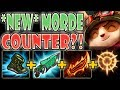 *REWORKED* MORDE IS NO MATCH FOR TEEMO! TOTALLY DESTROYED! Teemo vs Mordekaiser S9 Ranked Commentary