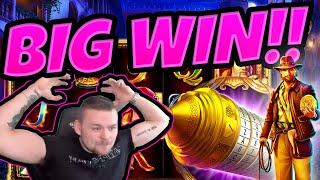 BIG WIN!!! Da Vinci Treasure BIG WIN - Online Casino from CasinoDaddy (Gambling)