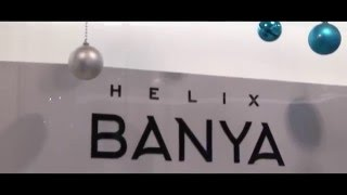 Helix banya - промо ролик хеликс бани