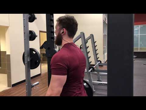 back-workout--commentary--gymshark-convert-tee-review