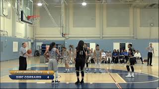 Santa Monica College Women's Basketball vs LA Valley College -  January 6, 2018 (Full Game)